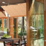 Euro Vista Wood™ Folding Doors